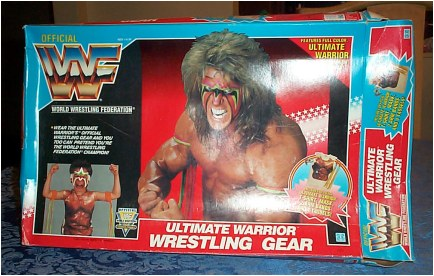 Ultimate Warrior Wrestling Gear