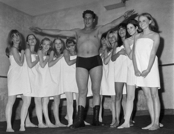 Wrestling - Andre the Giant