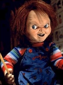 Chucky The Killer Doll