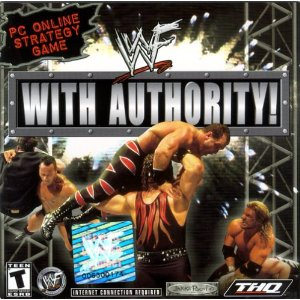 WWF With Authority! cover