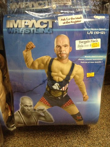 TNA Kurt Angle Halloween Costume
