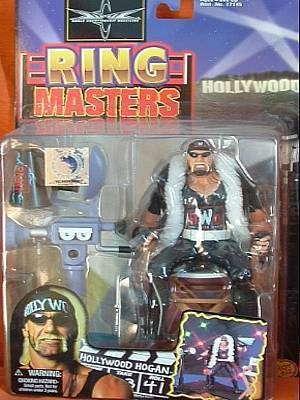 WCW Ring Masters Hollywood Hulk Hogan