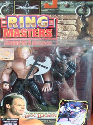 WCW Ring Masters Lex Luger