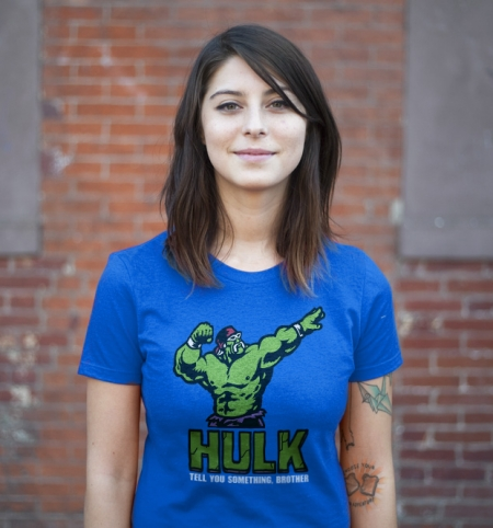 Hulk comic book t-shirt