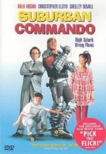 Suburban Commando DVD cover