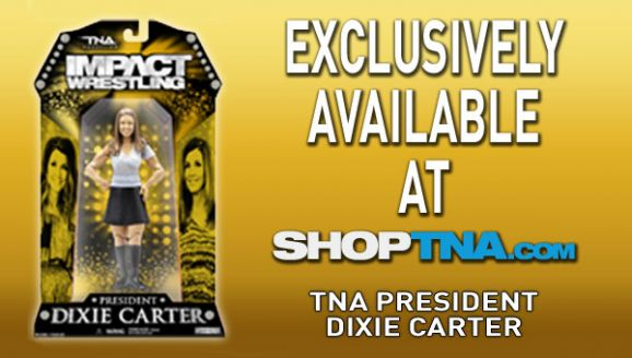 TNA Dixie Carter figure 1