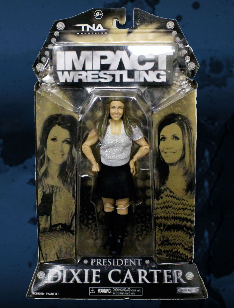 TNA Dixie Carter figure 2