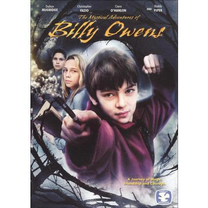 Billy Owens DVD cover