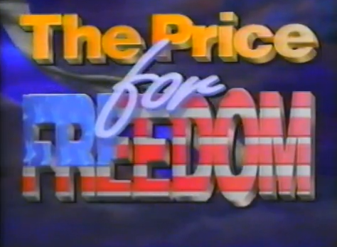 Great American Bash 88 The Price For Freedom VHS Commercial YouTube