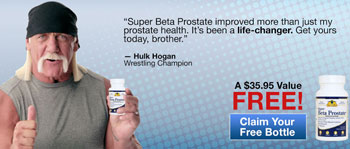 Hulk Hogan Super Beta Prostate