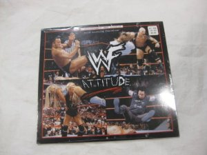 "In keeping with the ""Attitude Era"" theme, this calendar only let you plan ahead two weeks in advance."