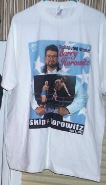 Barry Horowitz t-shirt