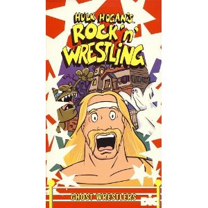 Hulk Hogan's Rock 'n' Wrestling VHS cover