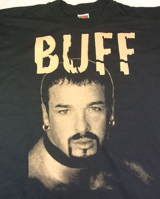 WCW Buff Bagwell Buff shirt