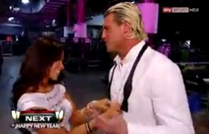 who is dolph ziggler married to