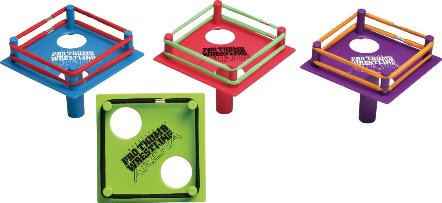 Thumb Wrestling Ring colors