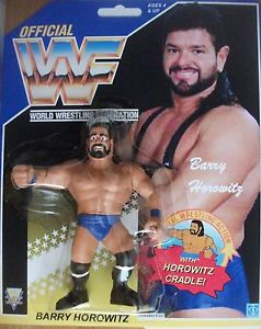 Barry Horowitz Hasbro custom figure