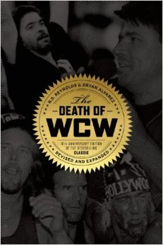 The Death Of WCW 10th Anniversary Edition cover
