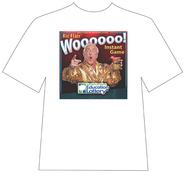 Ric Flair Lottery shirt