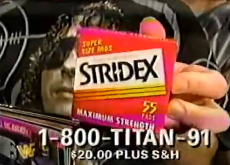 Image result for stridex 1990s