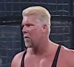 Shaved head wwe
