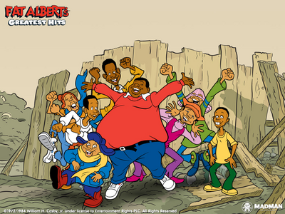 Fat Albert Greatest Hits album cover