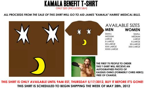 Kamala Moon Belly shirt