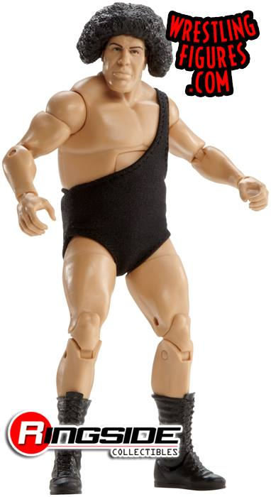 Mattel Andre The Giant figure