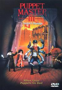 Puppet Master 3 III cover