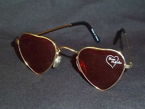 Shawn Michaels Heart sunglasses glasses