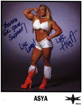 WCW Asya promotional photo