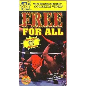 WWF Free For All Coliseum Video