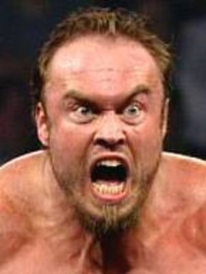 Gene Snitsky with mouth open