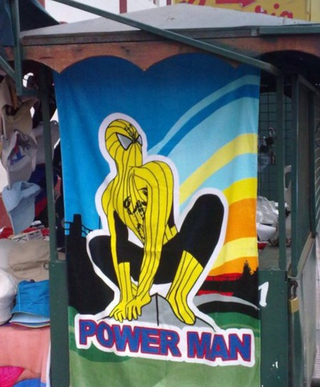 Spider-Man Power Man Arachnaman