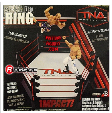 Tna Six Sided Ring Toy