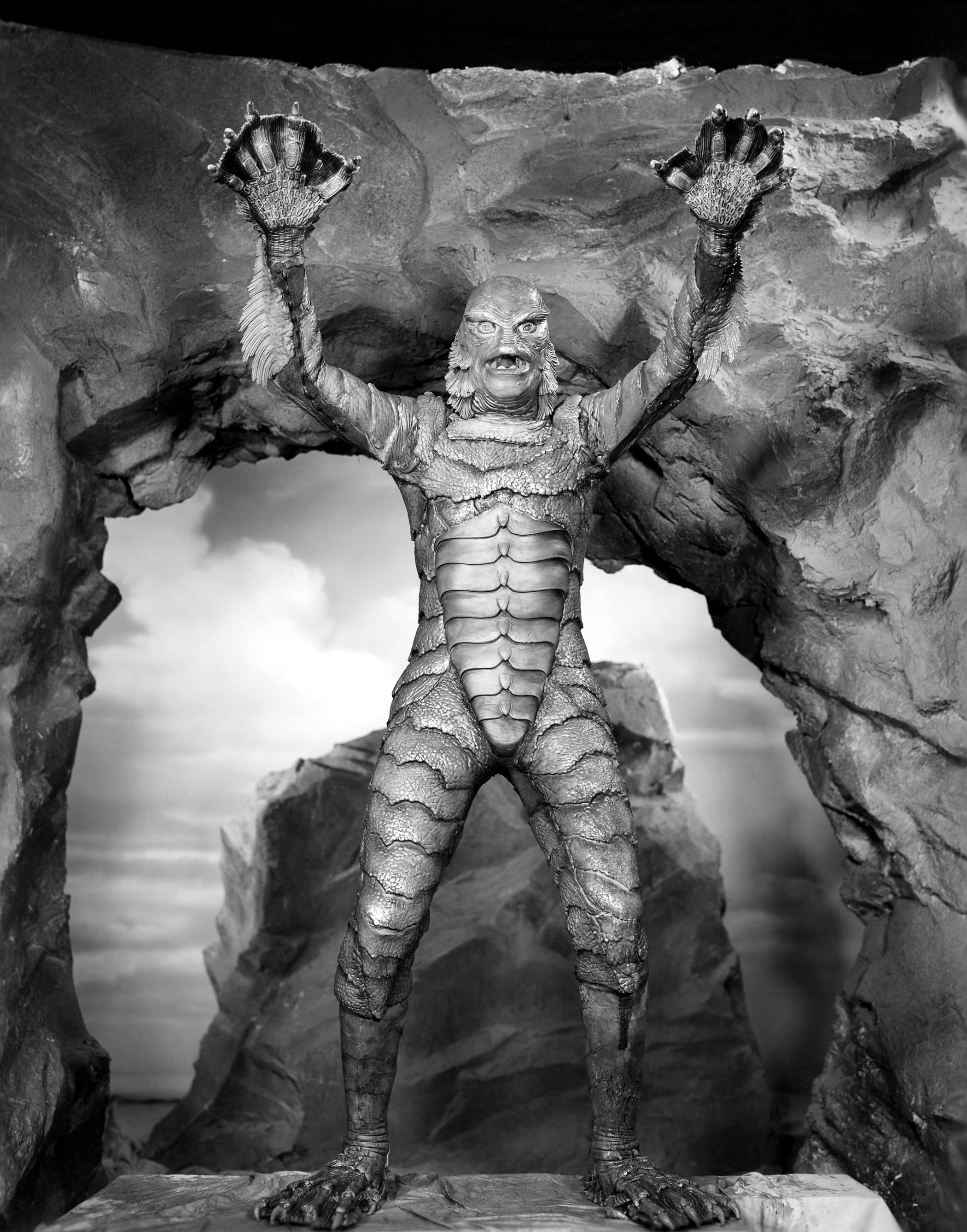 The Creature From The Black Lagoon Gillman Gill Man