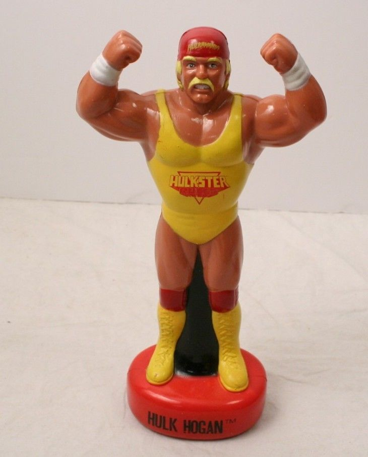 WWF Hulk Hogan Bubble Bath Europe