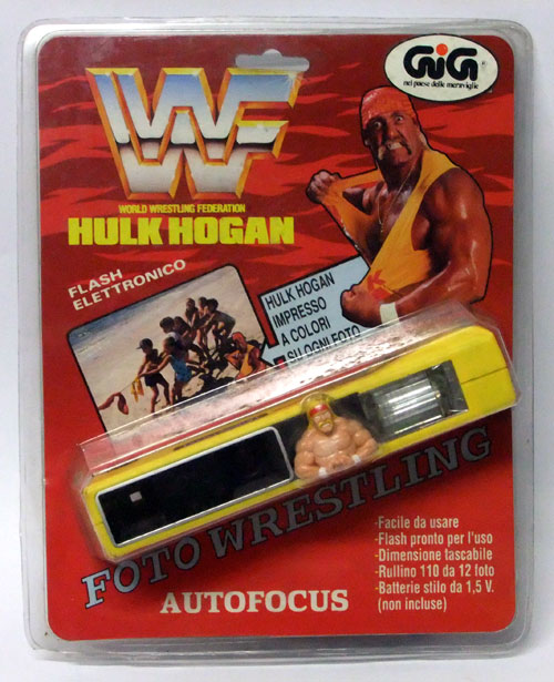 WWF Hulk Hogan camera 2