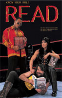 WWF Read poster