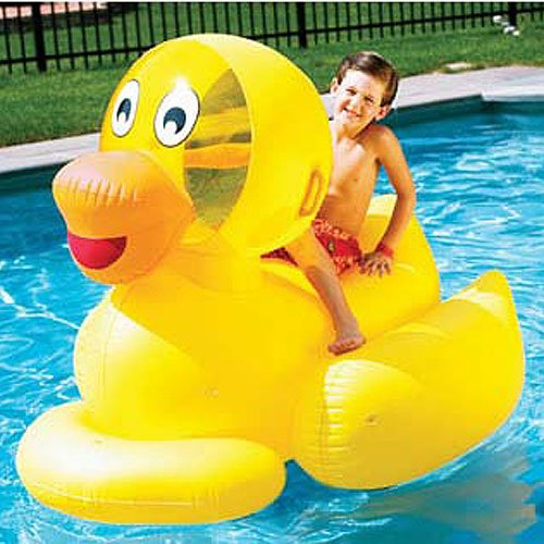 Giant Rubber Ducky Rubber Duck Raft