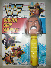 WWF Power Grip Squirts Jake The Snake Roberts Squirt Gun Toy