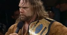 INDUCTION: The Final WCW TV Title Run – Fitting that It Started with a Trash Can