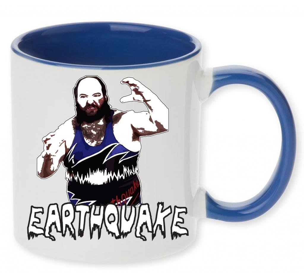 WWF Earthquake mug