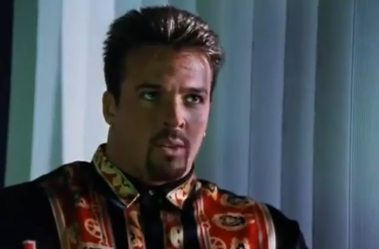 Induction: Day Of The Warrior - Buff Bagwell Wants Snoo