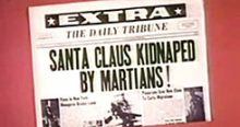 Classic Induction: Santa Claus Conquers the Martians – Yes, This is a Real Movie