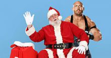 Headlies: A Very Ryback Christmas