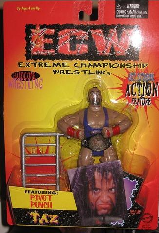 It Came From Youtube Ecw Action Figures Commercial For Kids