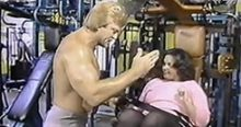 INDUCTION: Paul Orndorff, Fitness Trainer – Lose Weight the Wonderful Way!