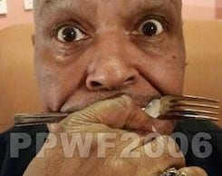 Abdullah The Butcher WWE Hall Of Fame Ring thumbnail