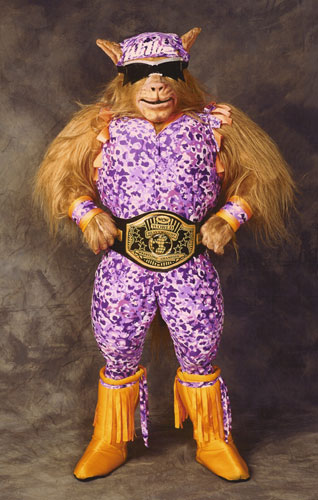 WCW Wild Cat Willie later version 2